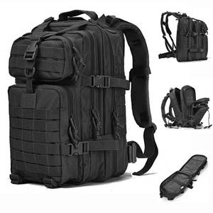 Tactical Backpack Mochila Military-Bag Hiking Rucksack Molle Army Waterproof Outdoor