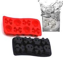 Бесплатная доставка форма для изготовления черепа кубика льда