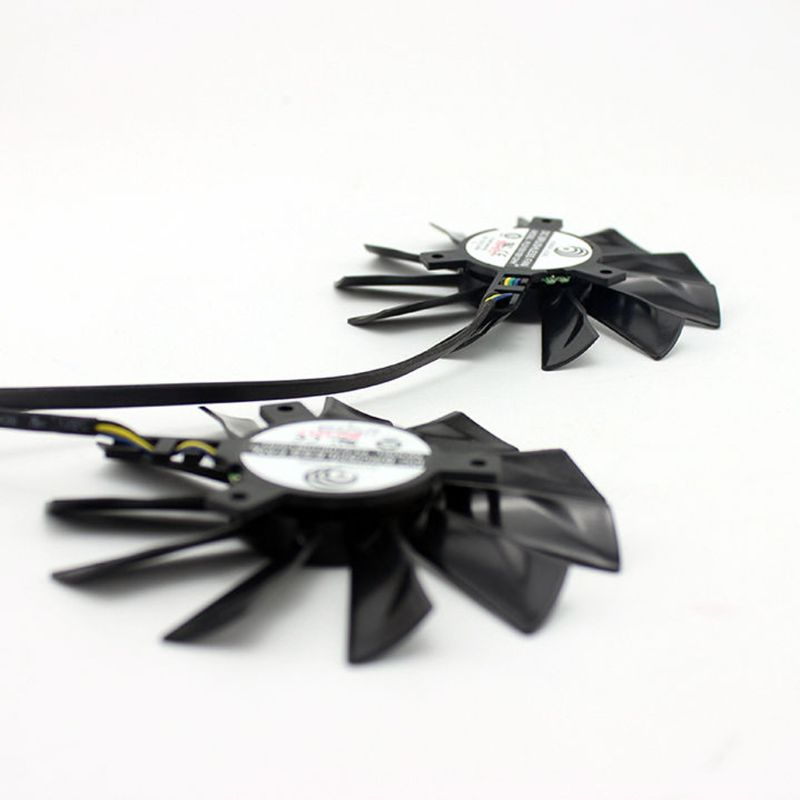 PLD10010B12HH 95mm GTX780Ti 780 750Ti 660 760 <font><b>Fan</b></font> 40mm 12V 0.40A 4Pin for MSI <font><b>R9</b></font> <font><b>270X</b></font> 280X 290 290X Cooling <font><b>Fan</b></font> H37E image