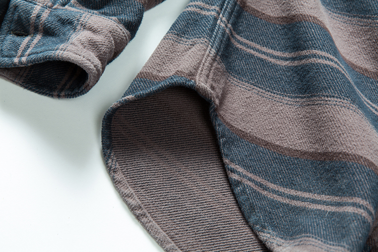 H578db05e29fb4d9fb72ae922203d4e40h 100% cotton heavy weight retro vintage classic red black spring autumn winter long sleeve plaid shirt for men women