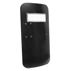 Handheld PC Plastic Tactical Anti-Riot Shield Self Protection Security Anti-Riot Shield Self Defence Tool Supplies(China)