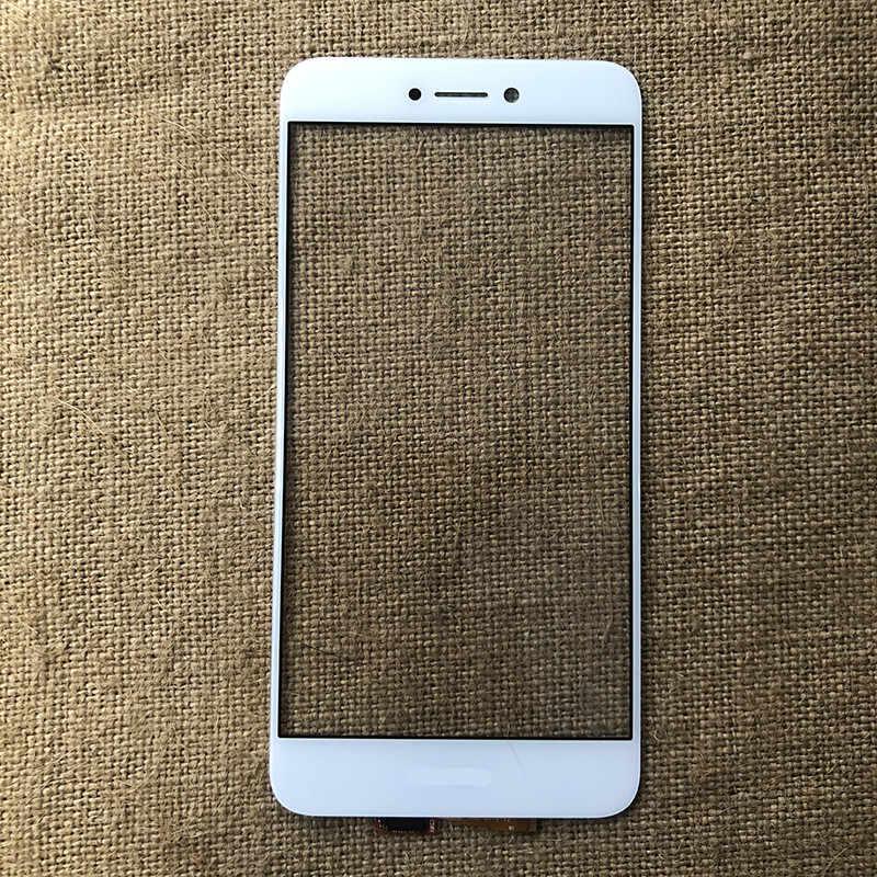 Écran extérieur pour Huawei P8 Lite 2017/Honor 8 Lite capteur numériseur avant écran tactile LCD affichage sur les pièces de réparation de couverture en verre