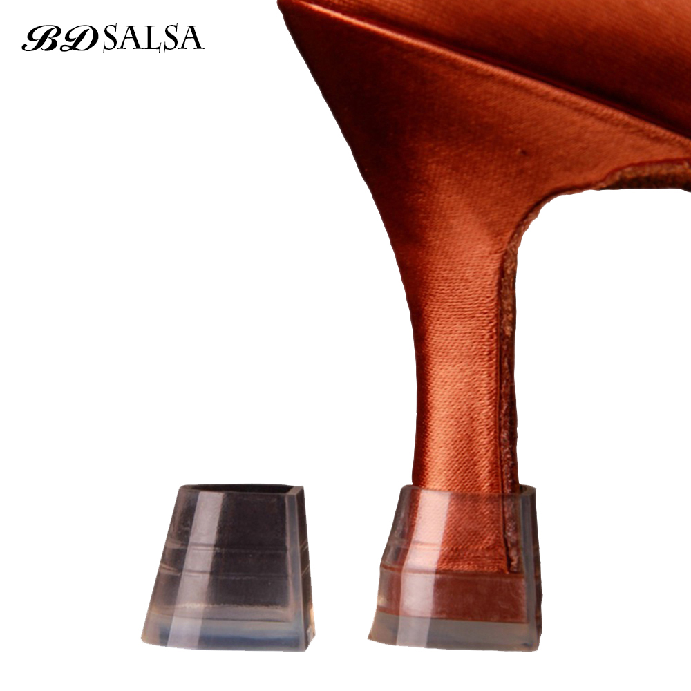 BD Dance Accessories BDDANCE Genuine Heel Cover Rubber Wear Resistant Durable Protection Protective Heel Motion Female Shoes