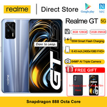 Telefony komórkowe Realme GT 5G 6.43