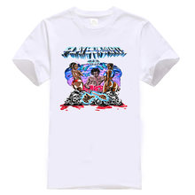 Playboi Carti T Shirt Vintage Hip Hop Rap Tour Merch Whole Lotta Red White Summer O Neck Tops Tee Shirt(China)