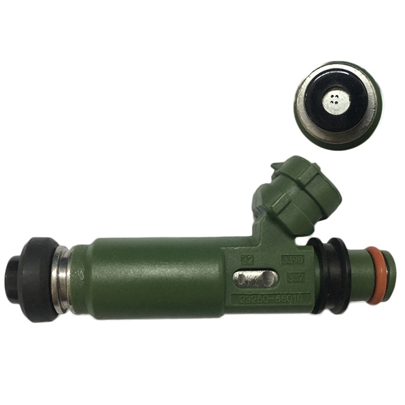 6PCS Fuel Injector 23250-66010 for Toyota 1FZ-FE Landcruiser FZJ78 79 105 Lexus
