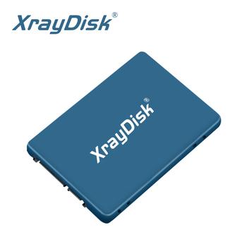 XrayDisk 2 5 'Sata3 Ssd 120gb 128gb 240gb 256gb 60gb 480gb 512GB 1TB Hdd wewnętrzny dysk twardy dysk twardy do laptopa i komputera stacjonarnego tanie i dobre opinie Sataiii CN (pochodzenie) SMI 2258XT Phison 400~500 300~450 mb s (for reference only 1 2 5 Pulpit M540 Rohs Blue