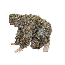 Military Ghillie Suit  Sniper Ghillie Viper Hood Combat Foundation Custom Ghillie Hood Camouflage Woodland uniform
