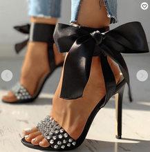 Mulheres de seda sandálias de salto alto borboleta-nó cruz cinta bombas super salto alto 12 cm peep toe fivela cinta vestido senhora sapatos