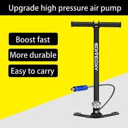 Pompe à air haute pression, petite bouteille de gaz, pompe à air portable, combinaison de plongée, pompe à air de plongée