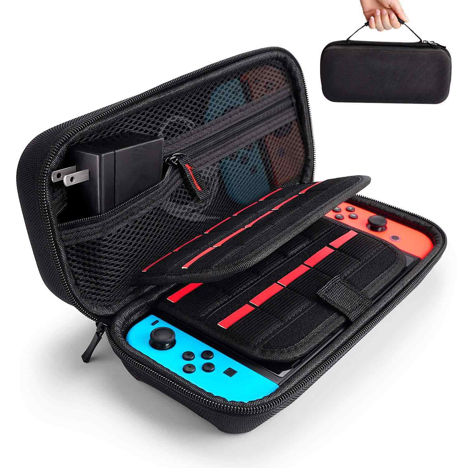 Manufacturers Direct Selling Nintendo Switch Package Host Storage Protection Hard Seismic Shatter-resistant US Standard Heighten