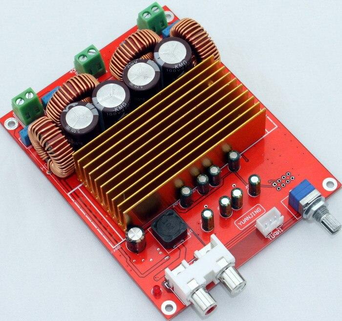 Carte amplificateur de puissance KYYSLB 2019 DC36V TAS5613 (150W + 150W), utilisant TAS5613 dorigine, OPA1632DR