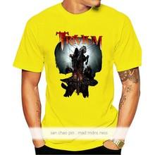 Trivium-amerikan ağır Metal grubu, T _ gömlek, boyutları: S 6xl yeni 2019 erkekler T-shirt moda