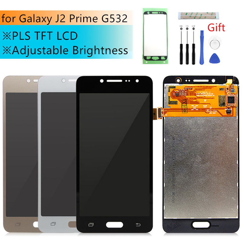 for Samsung Galaxy J2 Prime LCD Display Touch Screen Digitizer Assembly LCD display J2 Prime G532 G532F G532M pantalla j2 prime|Mobile Phone LCD Screens| |  - title=