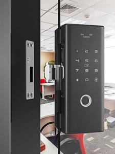 Gate-Opener Smart-Door Fingerprint-Lock Password-Card Biometric Electric-Rfid Digital