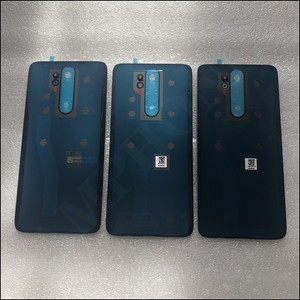 Image 2 - Orijinal 4D cam telefon konut Case pil kapağı için Xiaomi Redmi not 8 Pro yedek parça pil arka kapak kapı ücretsiz kargo