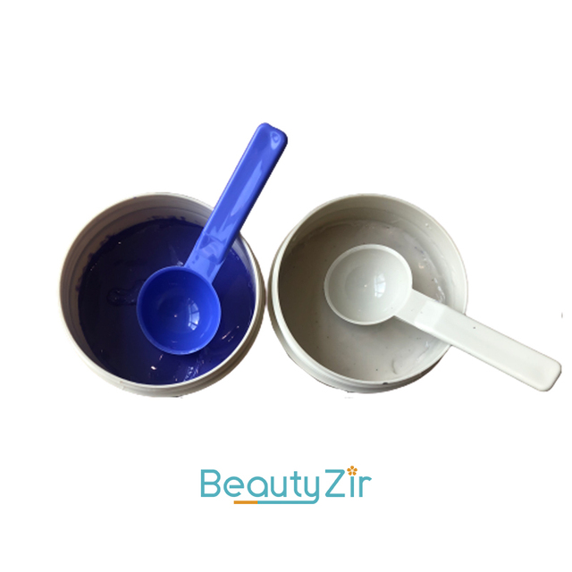 Beautyzir Dental putty (370g*2) —For taking teeth and oral tissues
