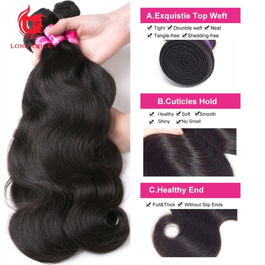 Body Wave Bundles 30 Inch  Virgin Hair Bundles   Hair s 1/3/4 Pcs 100%  Bundles 2