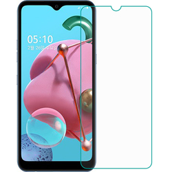 На Алиэкспресс купить стекло для смартфона smartphone 9h tempered glass for lg q51 6.5дюйм. glass protective film for lg q51 screen protector cover