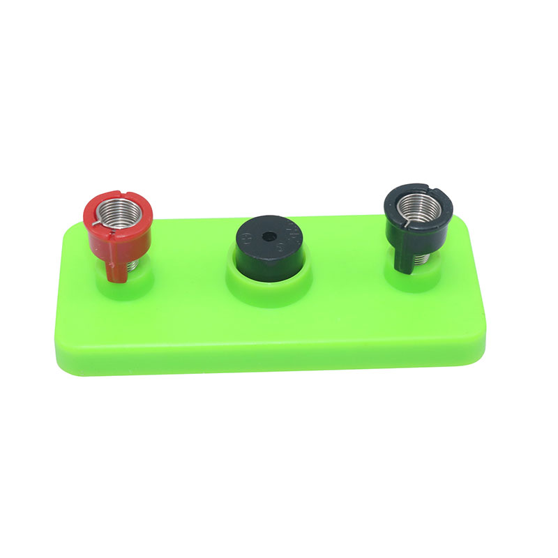 1 Pcs Buzzer 3V Junior High School Physical Electricity Experiment Equipment Primary School Science And Technology Production