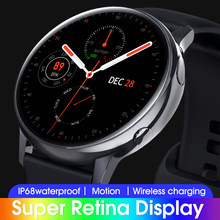 Torntisc SG2 Smart Watch uomo donna quadrante personalizzato ECG PPG ricarica Wireless AMOLED Full Touch Screen Smartwatch Android iOS(China)