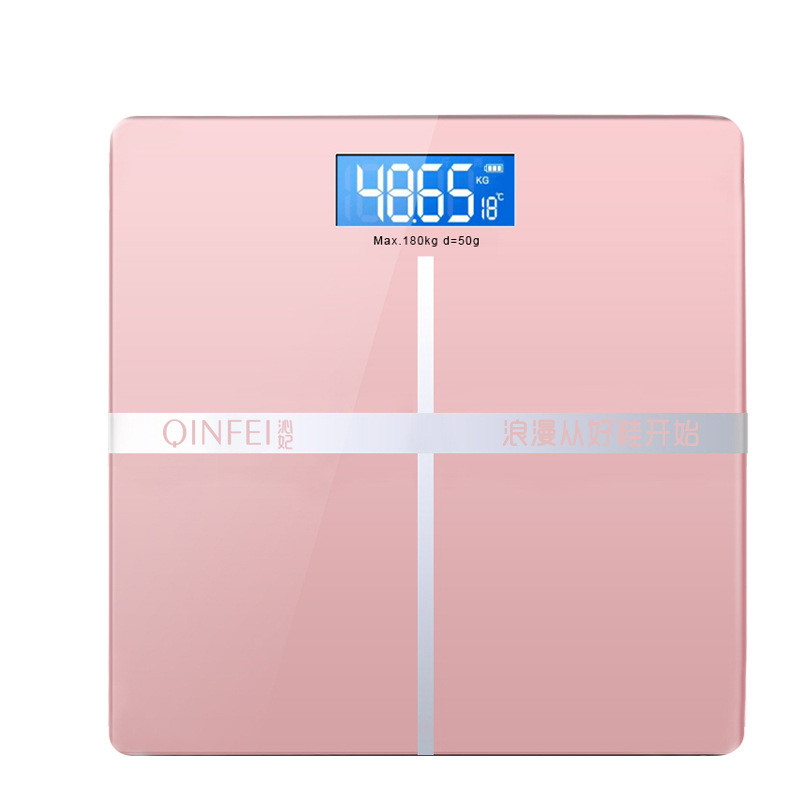 Floor Scales Scientific Smart Scales Electronic LCD Digital Body Weight Scale BMI Bathroom Balance Bluetooth-APP Android or IOS 3