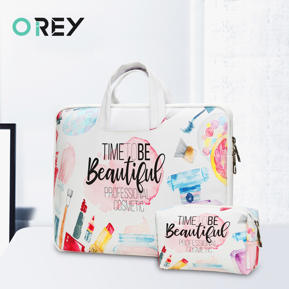<font><b>15</b></font>.6 14 inch Women Laptop Sleeve Bag Notebook Handbag Case For Macbook Air Pro 11 12 13 <font><b>15</b></font> Retina Lenovo Dell HP <font><b>Asus</b></font> Laptop Bag image