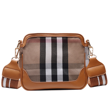 luxury handbags women bags designer 2019 New  Women Handbags PU Leather& Canvas Shoulder Bags Female