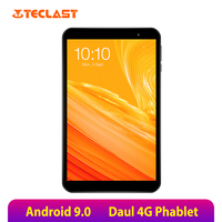Teclast P80X 8 inch Tablet Android 9.0 Daul 4G Phablet SC9863A Octa Core 1280*800 IPS 2GB RAM 32GB ROM Tablet PC GPS Dual Camera