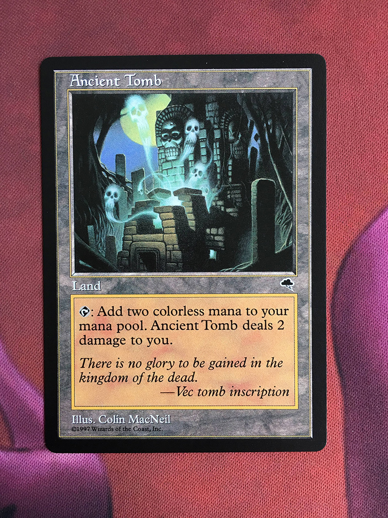 Ancient TombTempest Magician ProxyKing 8.0 VIP The Proxy Cards To Gathering Every Single Mg Card.