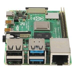 Image 4 - 最新ラズベリーパイ 4 モデル B 1 ギガバイト 2 ギガバイト 4 ギガバイトの Ram Bcm2711 クアッドコア Cortex a72 アーム V8 1.5 サポート 2.4/5.0 の無線 Lan 、ブルートゥース 5.0