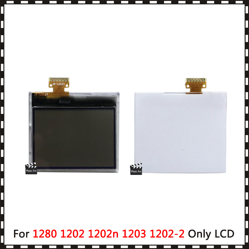 For <font><b>Nokia</b></font> <font><b>1280</b></font> 1202 1202n 1203 1202-2 RH-112 Lcd <font><b>Display</b></font> Screen + Tracking code image