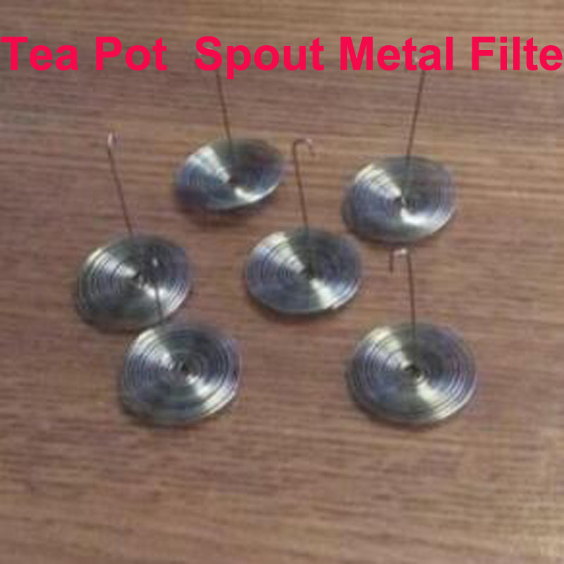 Glass Teapot Accessories Teapot Metal Filter Stainless Steel Can Replace The Liner