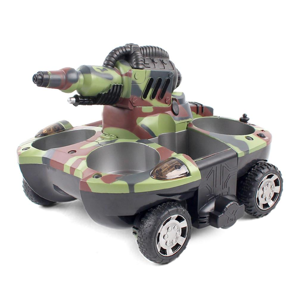 Le plus nouveau véhicule de contrôle à distance électronique de jouets amphibies de RC pour des cadeaux d'enfants