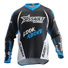 2019 Seven motocross jersey downhill camiseta ropa mtb Long Sleeve Moto Jersey mountain bike dh shirt mx motorcycle clothing