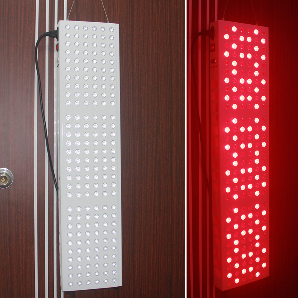 2019 New Product 850nm 660nm TL Led Panel Red Therapy Full Body Red Light Therapy For Skin Care Machine