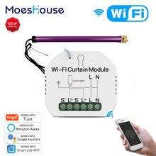 Wifi мини умный занавес переключатель модуль рулонные жалюзи