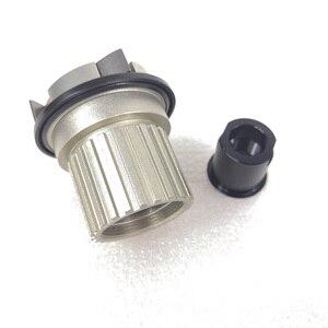 12 speed micro spline freehub 12sp cubo кассетный барабан for Powerway PFH-M39 PFH-CT36 rear hub cassette body end cap side cap