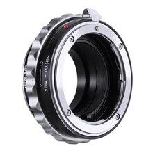 NEX Nikon Aperture fit