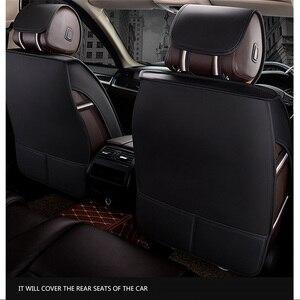 Image 5 - Auto Auto sitz abdeckung für Volkswagen Passat b5 b6 b7 b8 polo Touareg golf 4 5 6 7 Bora Candy magotan Sagitar Sportsvan Phideon gol
