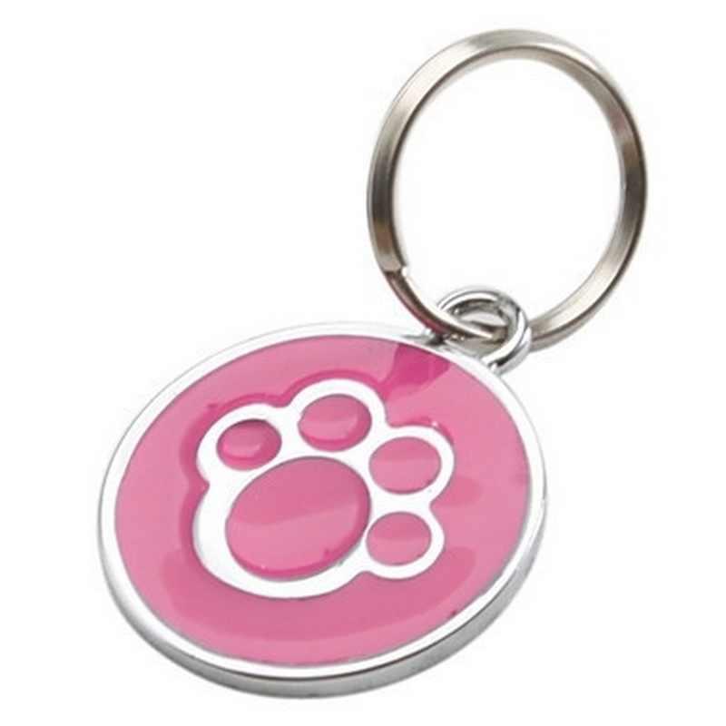 1 Pc Pet Id Carta D'identità Accessori Del Collare di Cane Pet Pendente di Carta Decorativa Anti-Lost Pet Gatto Del Cane di Nome indirizzo Etichetta Tag