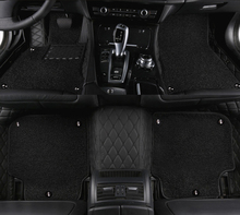 kalaisike Custom car floor mats for Subaru All Models forester BRZ XV Outback Legacy car accessories car styling custom fit car floor mats for subaru forester legacy outback xv 3d car styling heavy duty all weather carpet floor liner ry122