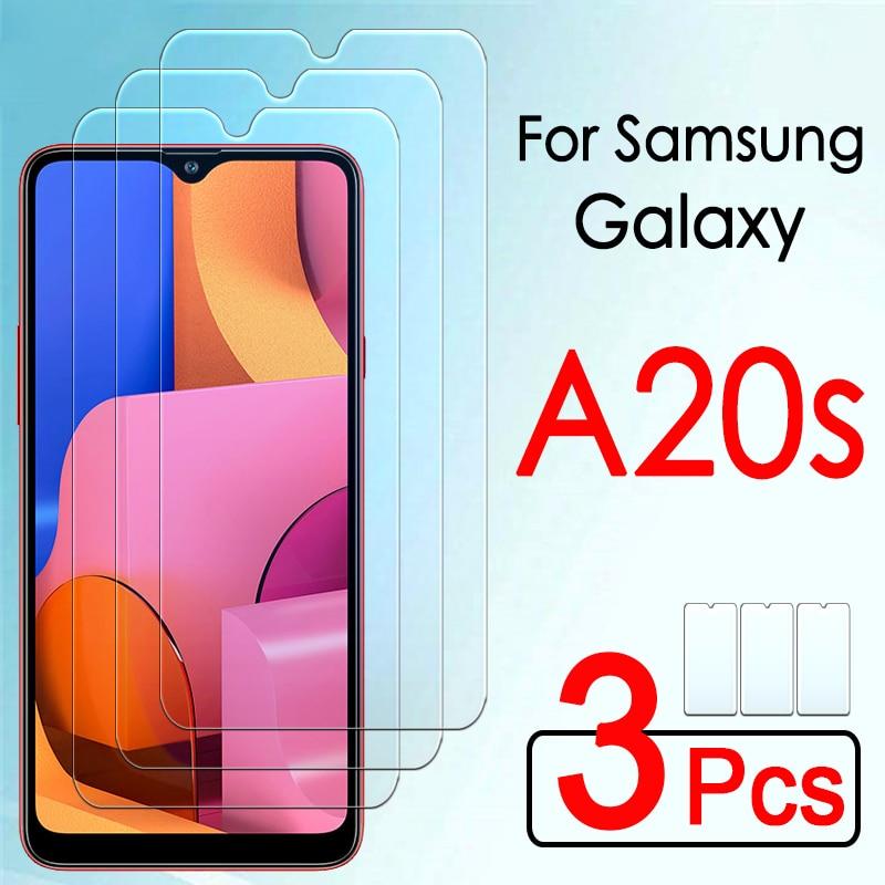 1-3 шт. защитное стекло sam a20s для Samsung Galaxy a 20 s a20 s s20 Samsunga20s Защитная пленка для экрана из закаленного стекла