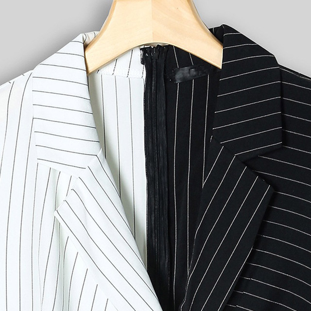 Blazer Short Office Dress  5