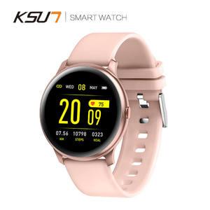 Image 4 - KSUN KSR908 ماجيك النساء معدل ضربات القلب الدم الأكسجين الرياضة بلوتوث الرجال جهاز تعقب للياقة البدنية Smartwatch IP68 السعر المنخفض سوار ساعة ذكية
