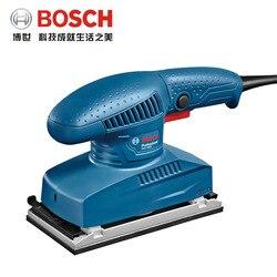 Bosch Электрический шлифовальный станок GSS2300 орбитальный шлифовальный станок деревянная мебель полировальный станок деревообрабатывающий П...