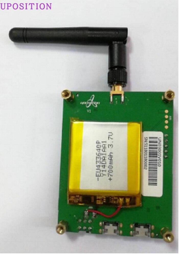 For UWB+IMU(inertial Navigation) Fusion Positioning Robot /AGV/ Uav/forklift Positioning Personnel Gait Tracking