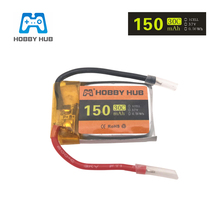 Lipo Battery 3.7V 150mAh 30C Battery For Syma S107 S107G