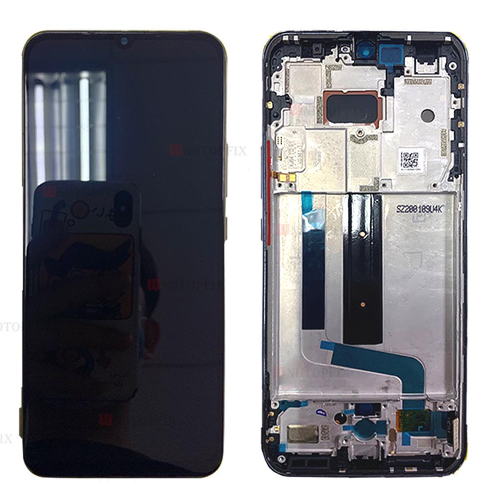 touch screen assembly