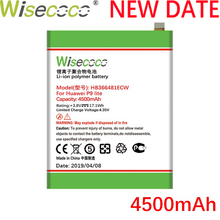Wisecoco HB366481ECW 4500mAh New Battery For Huawei P9 5C (P9 G9 P10 Lite) G9 Honor 8/Honor 8 Lite/ Y6 II EVA-AL00/AL10/L09/TL00 все цены